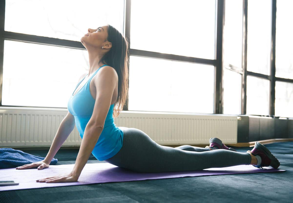 Pilates & Stretching